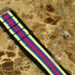 NATO nylon G10 strap philadelphia