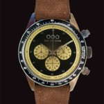 OUT OF ORDER CHRONOGRAFO Black Dial / Brown Strap