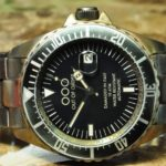 OUT OF ORDER Automatic Black Vintage Submariner