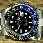 Rolex GMT Master 2 BatMan 116710