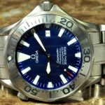 Omega Seamaster 300m Chronometer Titanium ref 2232.80.00 Box Papers