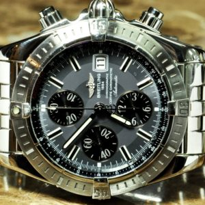 Breitling Chronomat Evolution Model A13356 Box / Papers year 2008